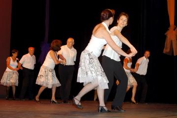 Adultes Danses de salon