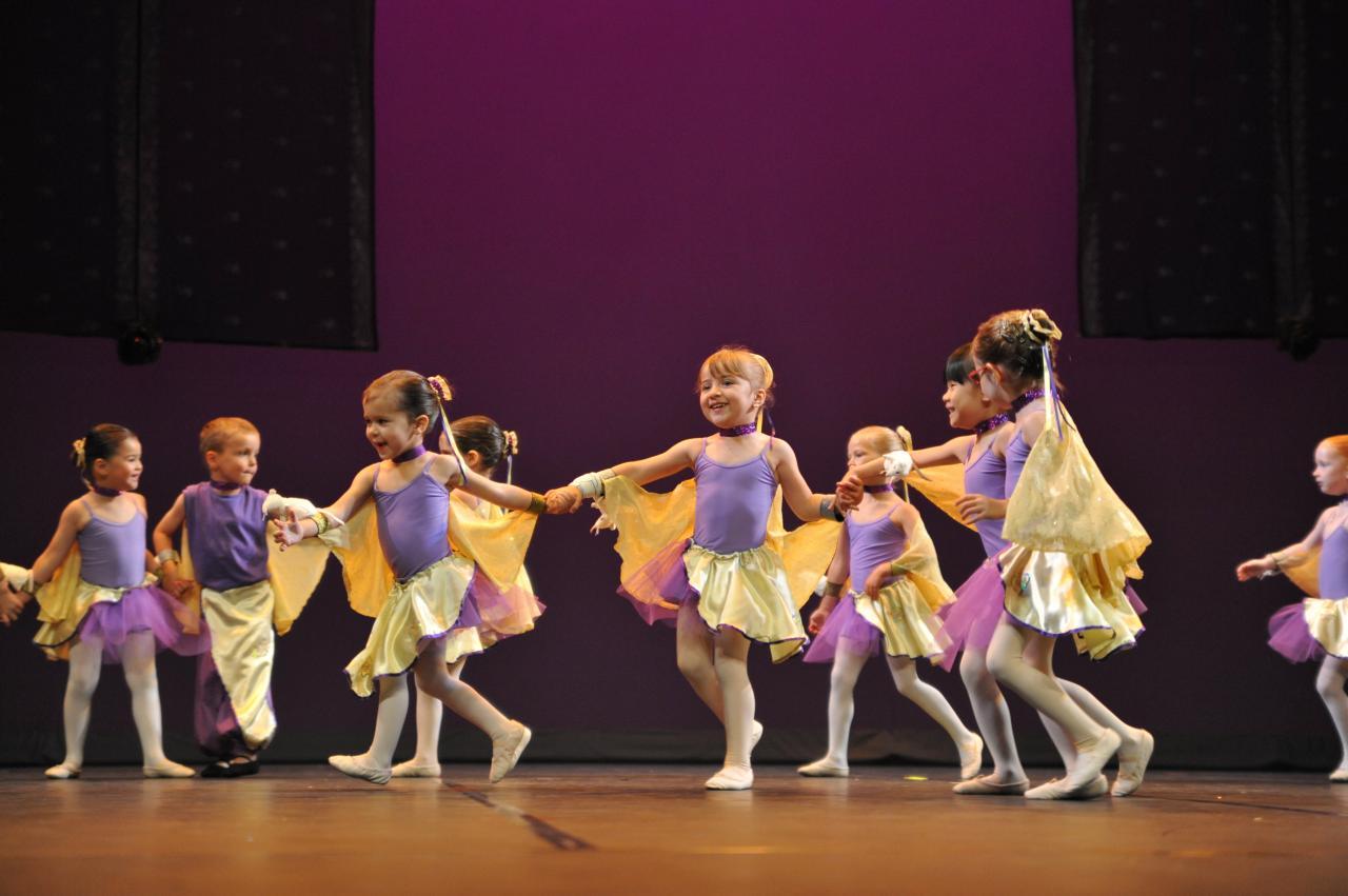Cours danse Classique et Modern'Jazz 4 ans