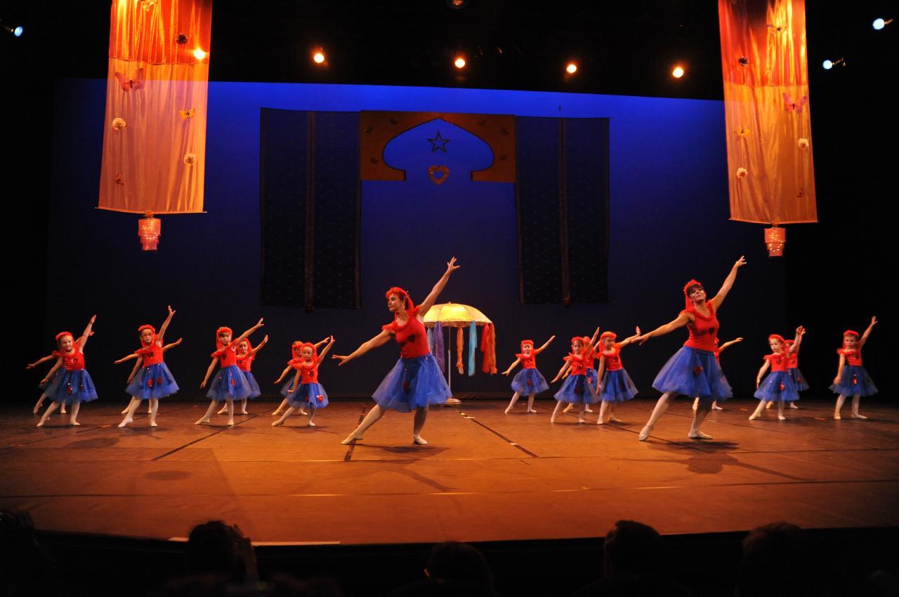 Cours danse Classique et Modern'Jazz 5 ans