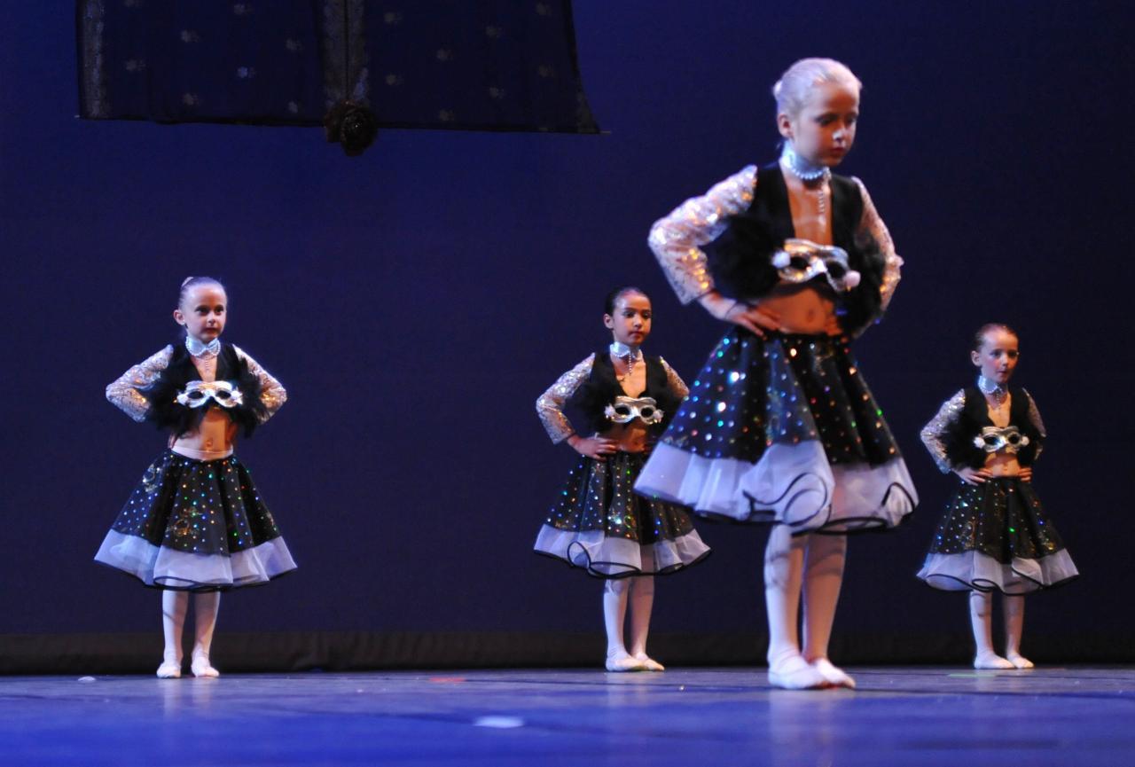 Cours danse Classique et Modern'Jazz 6-7 ans
